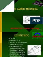 11. Cajas de Cambio Mecanica