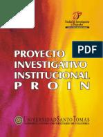 proyecto investigativo proin