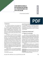 Competência Informacional Mota 2006