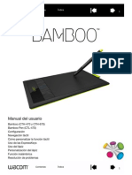 Manual Del Usuario Bamboo