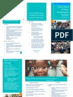 brochure haiti