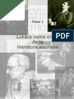 Setton Sobre Lukacs y Adorno
