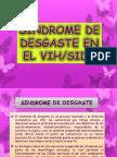 Sindrome de Desgaste en VIH