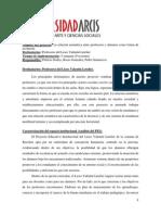 La Relación Asimétrica Entre Profesores y Alumnos Como Forma de Exclusión.