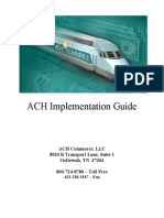 ACHC Implementation Guide