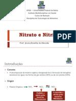 11. Nitrato e Nitrito