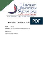 Biu 3013 General English