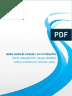 Sobre La Exclusión en Educación