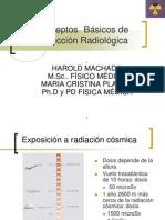 Principios Basicos Proteccion Radiológica Clase 24-09-2013