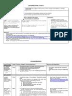 lesson plan format -1
