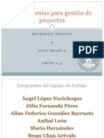 Exposicion Project