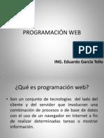 Programación Web_expo Lunes