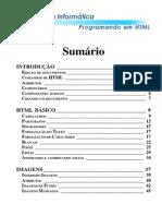 00293 - Programando Em HTML