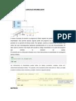 Código en Lenguaje Microcontroladores