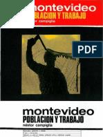 Montevideo Poblacióny Trabajo