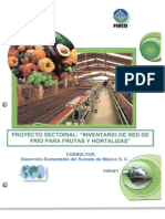 Inventario de Red de Frio Para Frutas y Hortalizas