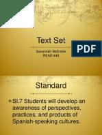 text set 1