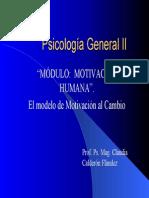 Psicología General II (2.1)