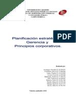Gerencia y Planificacion Estrategica