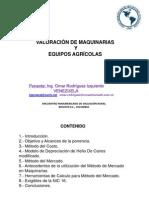 Valoracionmaquinarias Agricola