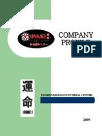 Unmei Company Profile