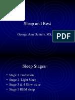 Sleep and Rest