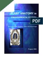 2003 Albrechtova Habilitation Plant Anatomy Environment