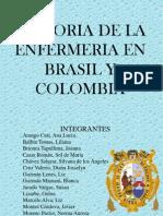 Historia de Brasil Colombia