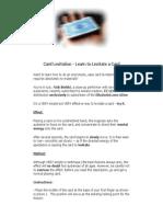 Card Levitation Learn to Levitate a Card