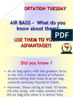 37 Airbags-what Do