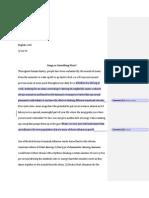 Music Paper Peer Review
