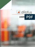 DRofus User-guide Version 1.6