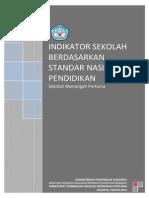 Buku Pintar - SMP - Indikator Sekolah Berdasarkan Standar Nasional Pendidikan