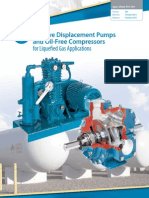 Blackmer Positive Displacement Pump for Liquefied Gas Applications
