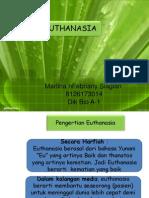Ppt Euthanasia 12