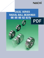 Excel Series - Radial Ball Bearings