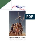 Montana Wind Power Pub