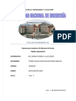 Perfil Geologico Final