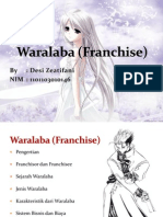 Waralaba (Franchise) by Fani