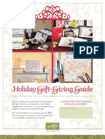 Holiday Extravaganza Gift Guide