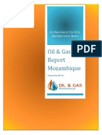 Oil & Gas Report Mozambique