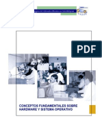 Conceptos Fundamentales Sobre Hardware y Siistema Operatiivo
