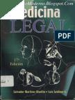 Medicina Legal - Salvador Martinez 17ed