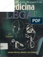 Medicina Legal - Salvador Martinez 17ed