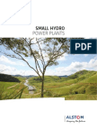 Small Hydro Power Plants ALSTOM