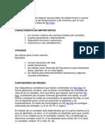 Circuitos Digitales - Contadores Secuenciales