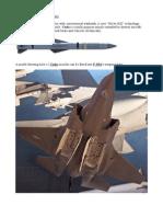 Lockheed Martin Cuda missile concept