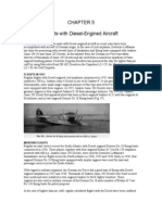 Flight With Diesel Engined Aircraft