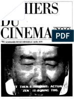 Cahiers Du Cinema 299