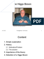 Higgs Presentation